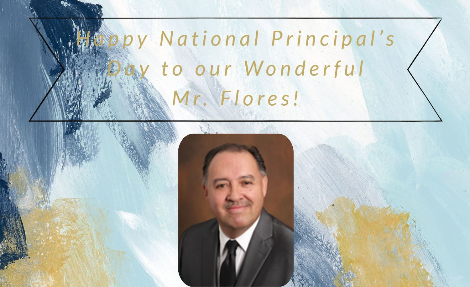 Happy National Principal's Day!
