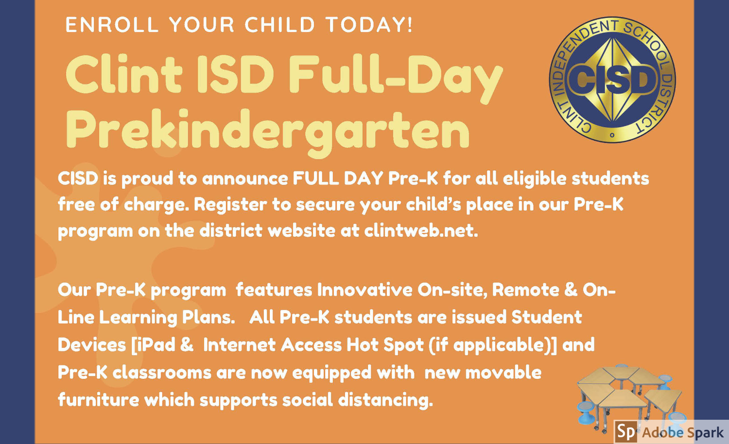 Image of Pre-K Full Day Registration Information
