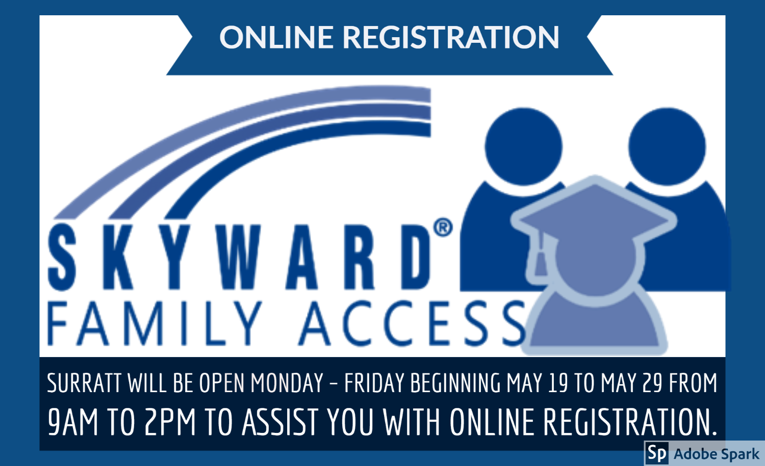 Image of WDS Skyward Online Registration Assistance