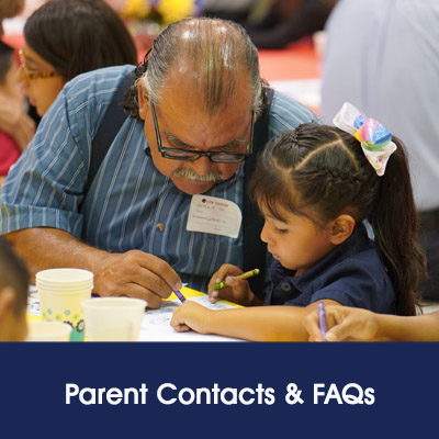 Parent Contacts & FAQs