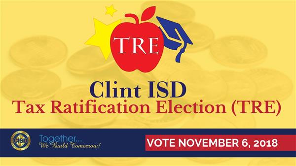 Board Calls Tax Ratification Election