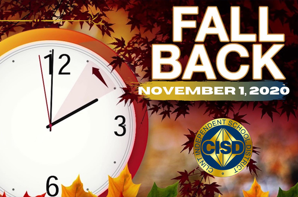 Daylight saving time ends this week