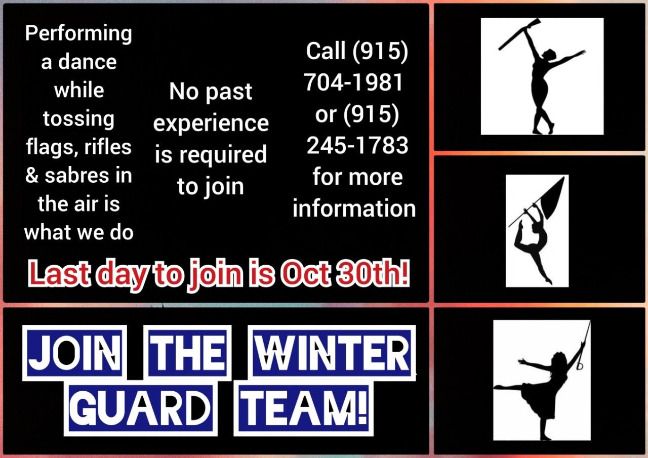 Join Winter Guard